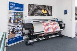 Sublimationsdruck auf Werbeartikel und Photo Boards